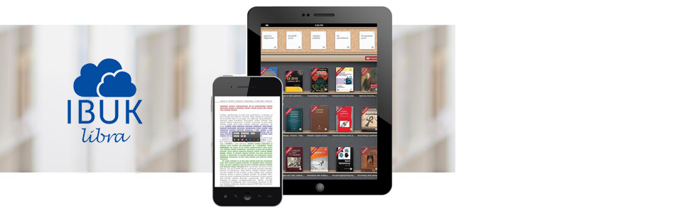 Czytaj książki na smartfonie!