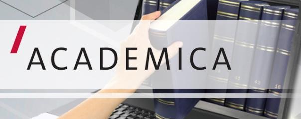 Baner Academica maly