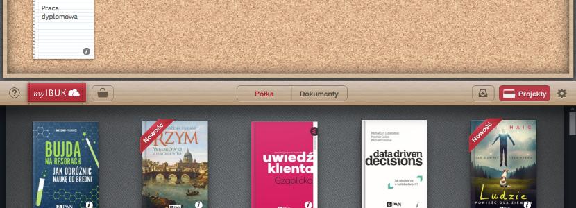 Nowe funkcje w IBUK Libra – cytowania, bibliografia, wspólny projekt